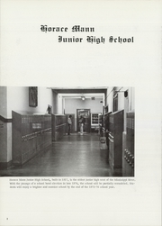 Page 6, 1975 Edition, Horace Mann Middle School - Twister Yearbook (Wichita, KS) online yearbook collection