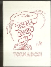 1977 Edition, Horace Mann Middle School - Twister Yearbook (Wichita, KS)