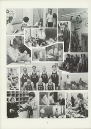 Page 12, 1972 Edition, John Marshall Middle School - Thunderbird Yearbook (Wichita, KS) online yearbook collection