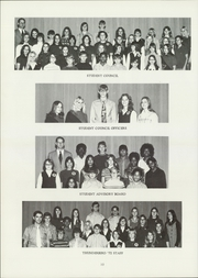 Page 14, 1972 Edition, John Marshall Middle School - Thunderbird Yearbook (Wichita, KS) online yearbook collection