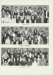 Page 15, 1972 Edition, John Marshall Middle School - Thunderbird Yearbook (Wichita, KS) online yearbook collection