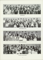 Page 16, 1972 Edition, John Marshall Middle School - Thunderbird Yearbook (Wichita, KS) online yearbook collection