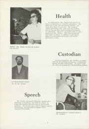 Page 12, 1970 Edition, Mayberry Middle School - Panther Yearbook (Wichita, KS) online yearbook collection