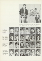 Page 14, 1970 Edition, Mayberry Middle School - Panther Yearbook (Wichita, KS) online yearbook collection