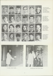 Page 15, 1970 Edition, Mayberry Middle School - Panther Yearbook (Wichita, KS) online yearbook collection