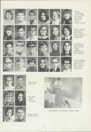 Page 17, 1970 Edition, Mayberry Middle School - Panther Yearbook (Wichita, KS) online yearbook collection