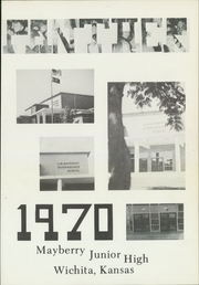 Page 5, 1970 Edition, Mayberry Middle School - Panther Yearbook (Wichita, KS) online yearbook collection