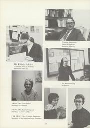 Page 14, 1972 Edition, Newman University - Heart Yearbook (Wichita, KS) online yearbook collection