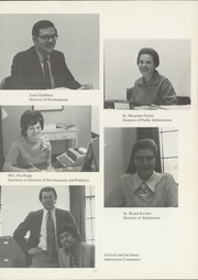 Page 15, 1972 Edition, Newman University - Heart Yearbook (Wichita, KS) online yearbook collection