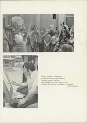 Page 9, 1972 Edition, Newman University - Heart Yearbook (Wichita, KS) online yearbook collection