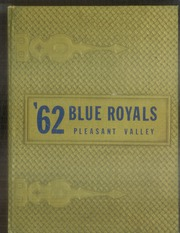 1962 Edition, Pleasant Valley Middle School - Blue Royals Yearbook (Wichita, KS)