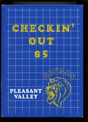 1985 Edition, Pleasant Valley Middle School - Blue Royals Yearbook (Wichita, KS)