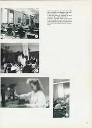 Page 17, 1988 Edition, Roosevelt Junior High School - A Touch of Class Yearbook (Wichita, KS) online yearbook collection