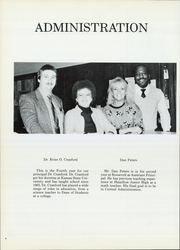 Page 8, 1988 Edition, Roosevelt Junior High School - A Touch of Class Yearbook (Wichita, KS) online yearbook collection