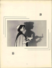 Page 10, 1955 Edition, St Francis School of Nursing - Yearbook (Wichita, KS) online yearbook collection