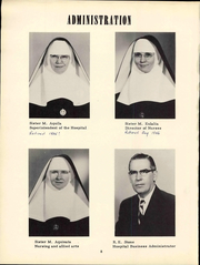 Page 14, 1955 Edition, St Francis School of Nursing - Yearbook (Wichita, KS) online yearbook collection