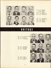 Page 17, 1955 Edition, St Francis School of Nursing - Yearbook (Wichita, KS) online yearbook collection