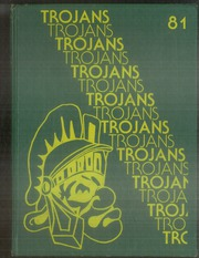 Page 1, 1981 Edition, Truesdell Middle School - Trojan Yearbook (Wichita, KS) online yearbook collection