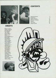 Page 5, 1981 Edition, Truesdell Middle School - Trojan Yearbook (Wichita, KS) online yearbook collection