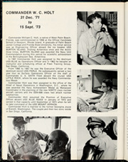 Page 10, 1973 Edition, Blue Ridge (LCC 19) - Naval Cruise Book online yearbook collection