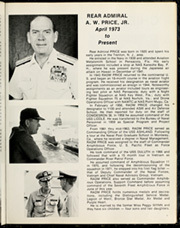 Page 13, 1973 Edition, Blue Ridge (LCC 19) - Naval Cruise Book online yearbook collection