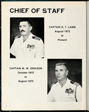 Page 14, 1973 Edition, Blue Ridge (LCC 19) - Naval Cruise Book online yearbook collection