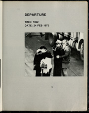 Page 15, 1973 Edition, Blue Ridge (LCC 19) - Naval Cruise Book online yearbook collection