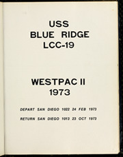 Page 5, 1973 Edition, Blue Ridge (LCC 19) - Naval Cruise Book online yearbook collection