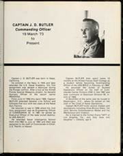 Page 7, 1973 Edition, Blue Ridge (LCC 19) - Naval Cruise Book online yearbook collection