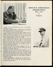 Page 9, 1973 Edition, Blue Ridge (LCC 19) - Naval Cruise Book online yearbook collection