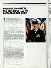 Page 10, 1986 Edition, Blue Ridge (LCC 19) - Naval Cruise Book online yearbook collection