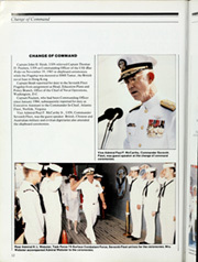 Page 16, 1986 Edition, Blue Ridge (LCC 19) - Naval Cruise Book online yearbook collection