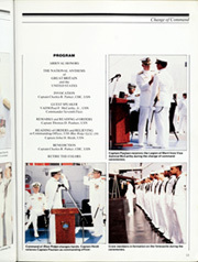 Page 17, 1986 Edition, Blue Ridge (LCC 19) - Naval Cruise Book online yearbook collection