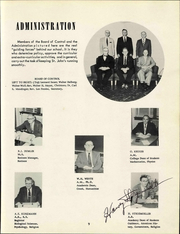 Page 13, 1956 Edition, St Johns College - Johnnie Yearbook (Winfield, KS) online yearbook collection