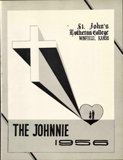 Page 5, 1956 Edition, St Johns College - Johnnie Yearbook (Winfield, KS) online yearbook collection