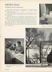 Page 10, 1963 Edition, St Johns College - Johnnie Yearbook (Winfield, KS) online yearbook collection