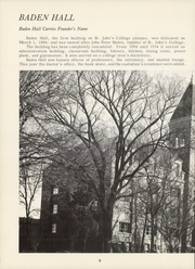 Page 12, 1963 Edition, St Johns College - Johnnie Yearbook (Winfield, KS) online yearbook collection