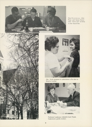 Page 13, 1963 Edition, St Johns College - Johnnie Yearbook (Winfield, KS) online yearbook collection
