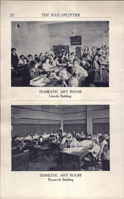 Page 14, 1922 Edition, Roosevelt Lincoln Middle School - Yearbook (Salina, KS) online yearbook collection