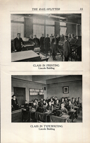Page 17, 1922 Edition, Roosevelt Lincoln Middle School - Yearbook (Salina, KS) online yearbook collection
