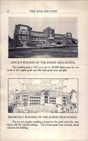 Page 8, 1922 Edition, Roosevelt Lincoln Middle School - Yearbook (Salina, KS) online yearbook collection