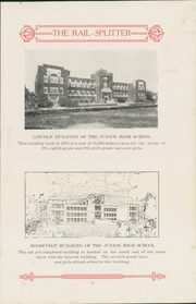 Page 9, 1923 Edition, Roosevelt Lincoln Middle School - Yearbook (Salina, KS) online yearbook collection