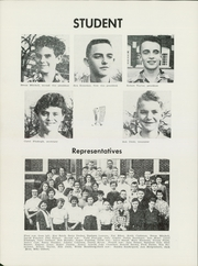 Page 10, 1955 Edition, Roosevelt Lincoln Middle School - Yearbook (Salina, KS) online yearbook collection
