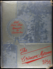 1956 Edition, Fort Scott Community College - Greyhound Yearbook (Fort Scott, KS)