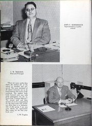 Page 11, 1957 Edition, Fort Scott Community College - Greyhound Yearbook (Fort Scott, KS) online yearbook collection