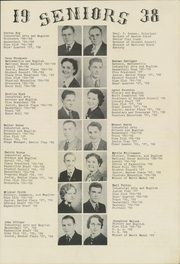 Page 9, 1938 Edition, Raymond High School - Hilite Yearbook (Raymond, KS) online yearbook collection