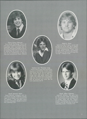 Page 15, 1982 Edition, Bethel Life School - Harbinger Yearbook (Wichita, KS) online yearbook collection