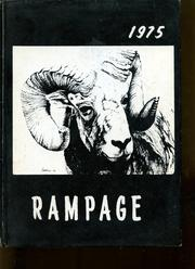 1975 Edition, Robinson Middle School - Rampage Yearbook (Wichita, KS)
