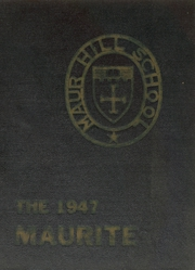 1947 Edition, Maur Hill High School - Maurite Yearbook (Atchison, KS)