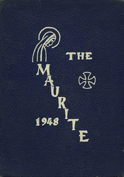 Page 1, 1948 Edition, Maur Hill High School - Maurite Yearbook (Atchison, KS) online yearbook collection